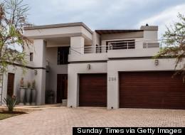 Inside The Home Where Oscar Pistorius Shot Reeva Steenkamp