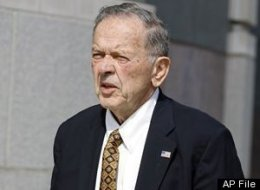 Ted Stevens Buried