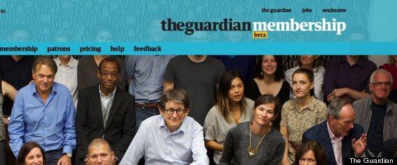 the guardian membership
