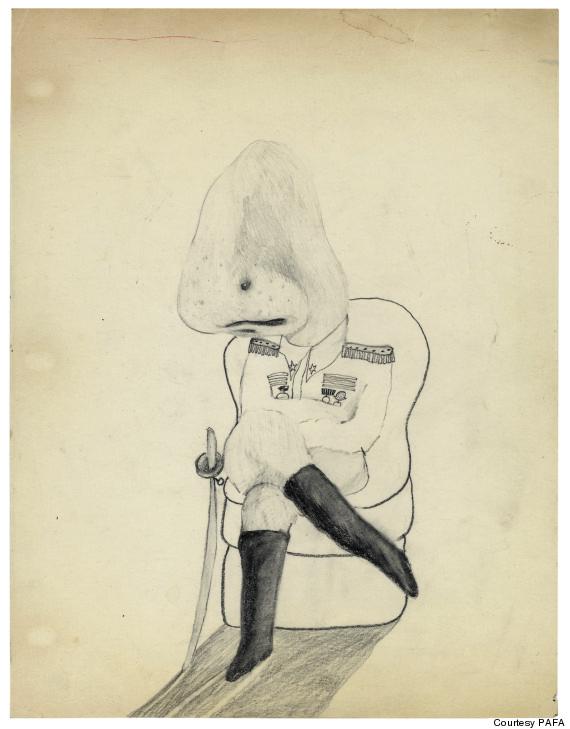 david lynch untitled 1971