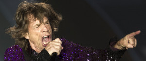 MICK JAGGER LIPS