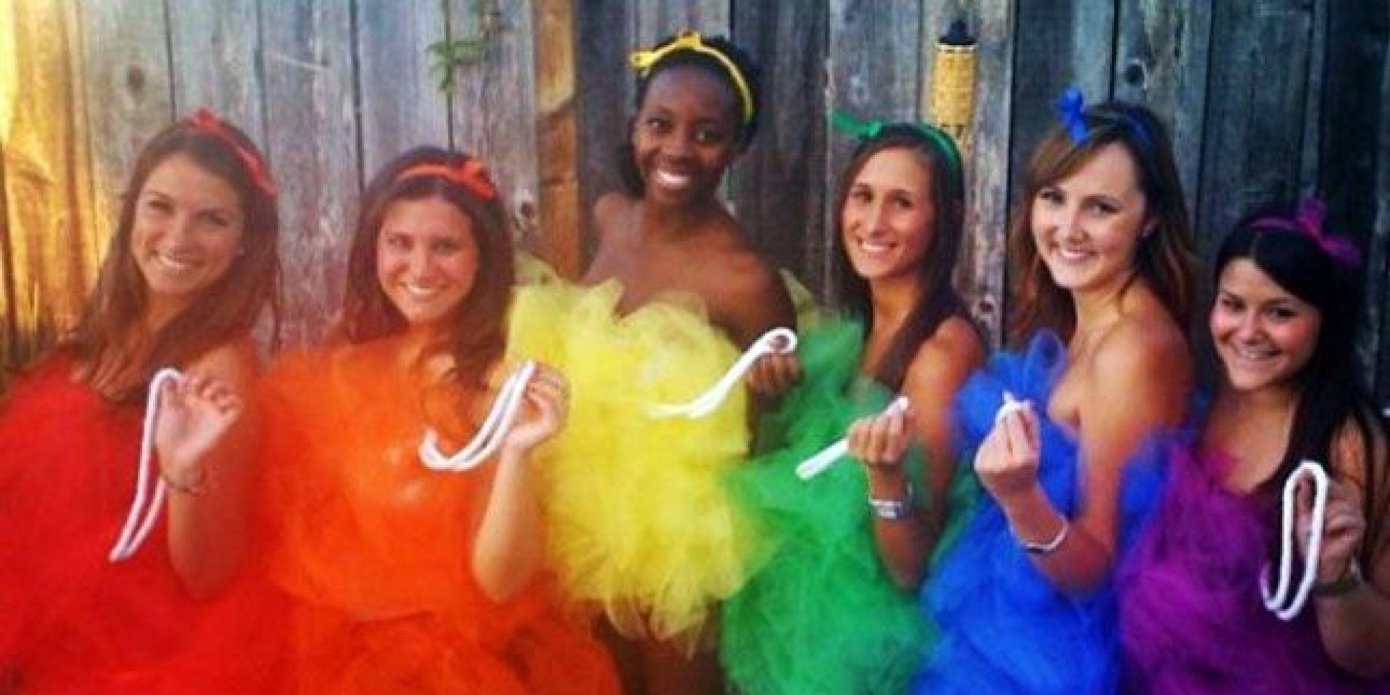 diy halloween costume ideas for groups