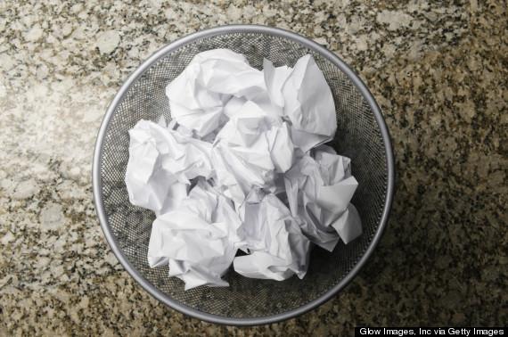paper trash