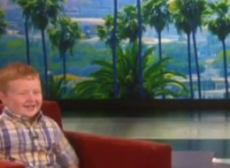 'Apparently Kid' Goes On Ellen, Apparently He's Still Hilarious