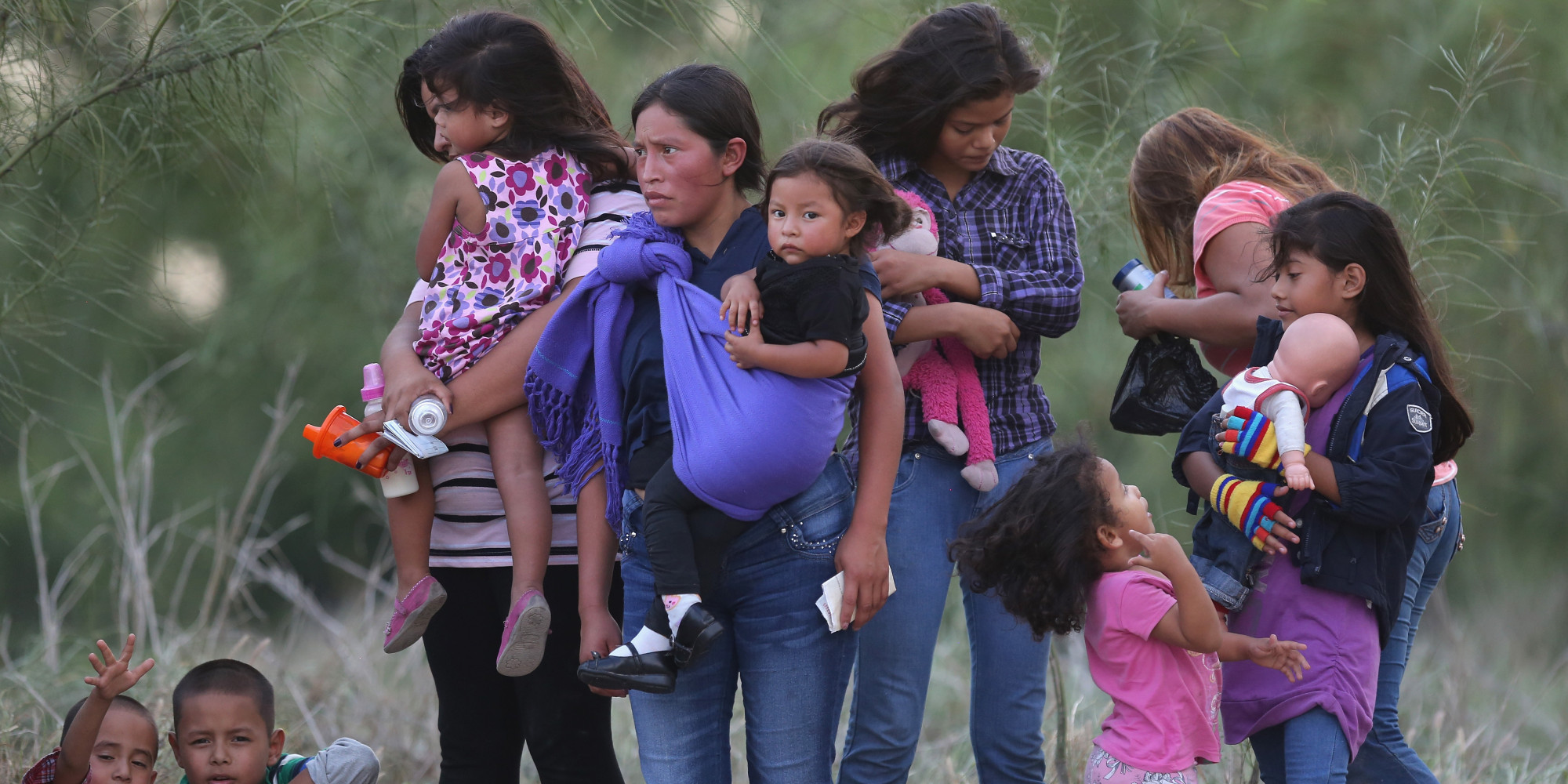 80% Of Central American Women, Girls Are Raped Crossing Into The U.S.