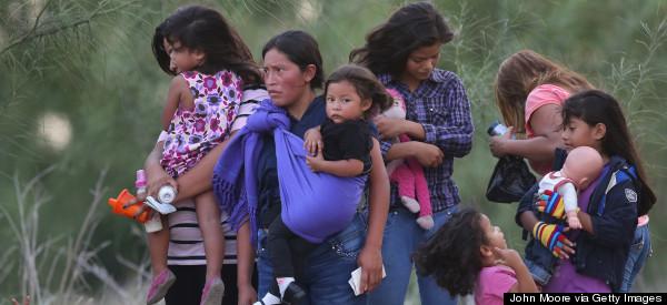 EL 80% DE MUJERES Y NIÑAS SON VIOLADAS AL CRUZAR A EE.UU.