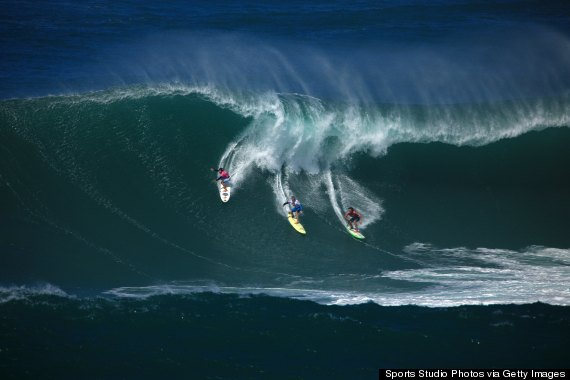 12 Reasons To Fall In Love With Hawaii S Surf Scene Huffpost
