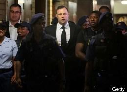 Oscar Pistorius GUILTY Of Manslaughter Of Reeva Steenkamp