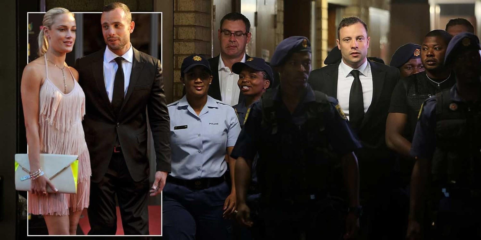 Oscar Pistorius Trial Verdict: Blade Runner GUILTY Of ...