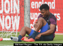 Rodgers Furious With England Over Sturridge Treatment