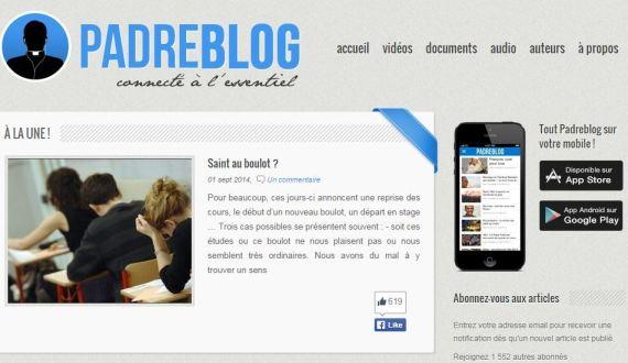 padreblog