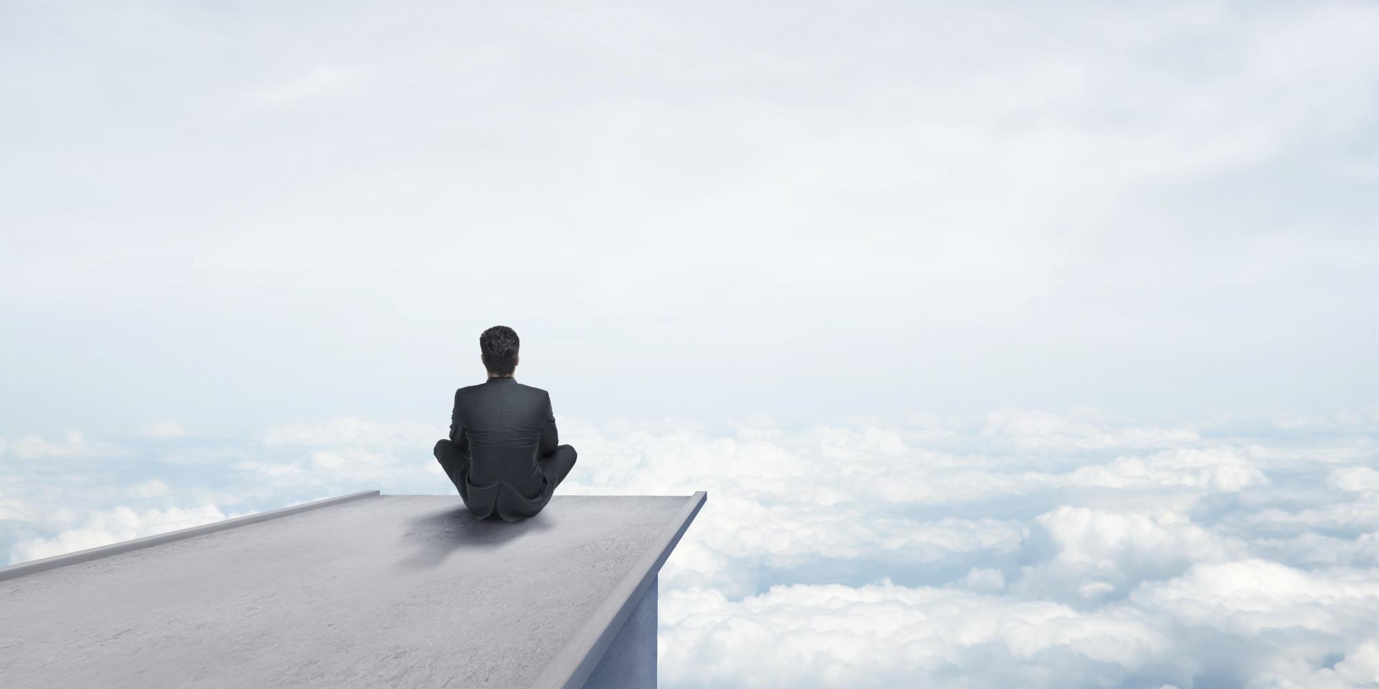 Daily Meditation Sitting In Limbo Huffpost