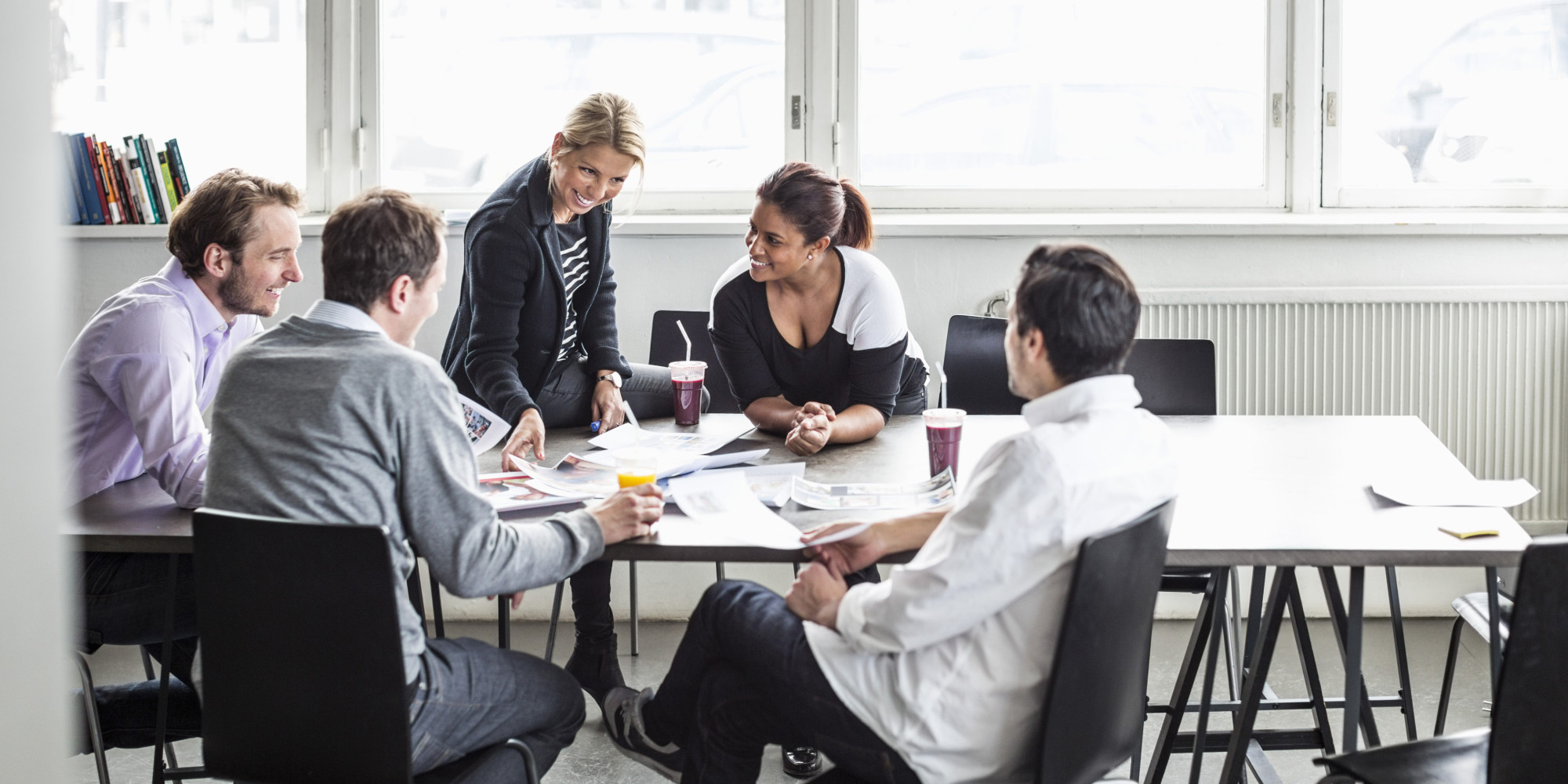 6 tools for creating high performance teams huffpost