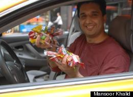 Help New York's Candy Cab Driver Get A Sweet New Ride