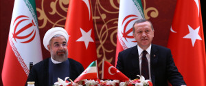 Hassan Rouhani Erdogan