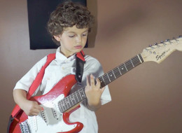 In This Awesome Version Of 'La Bamba,' One Kid Is The Lead Singer AND The Band