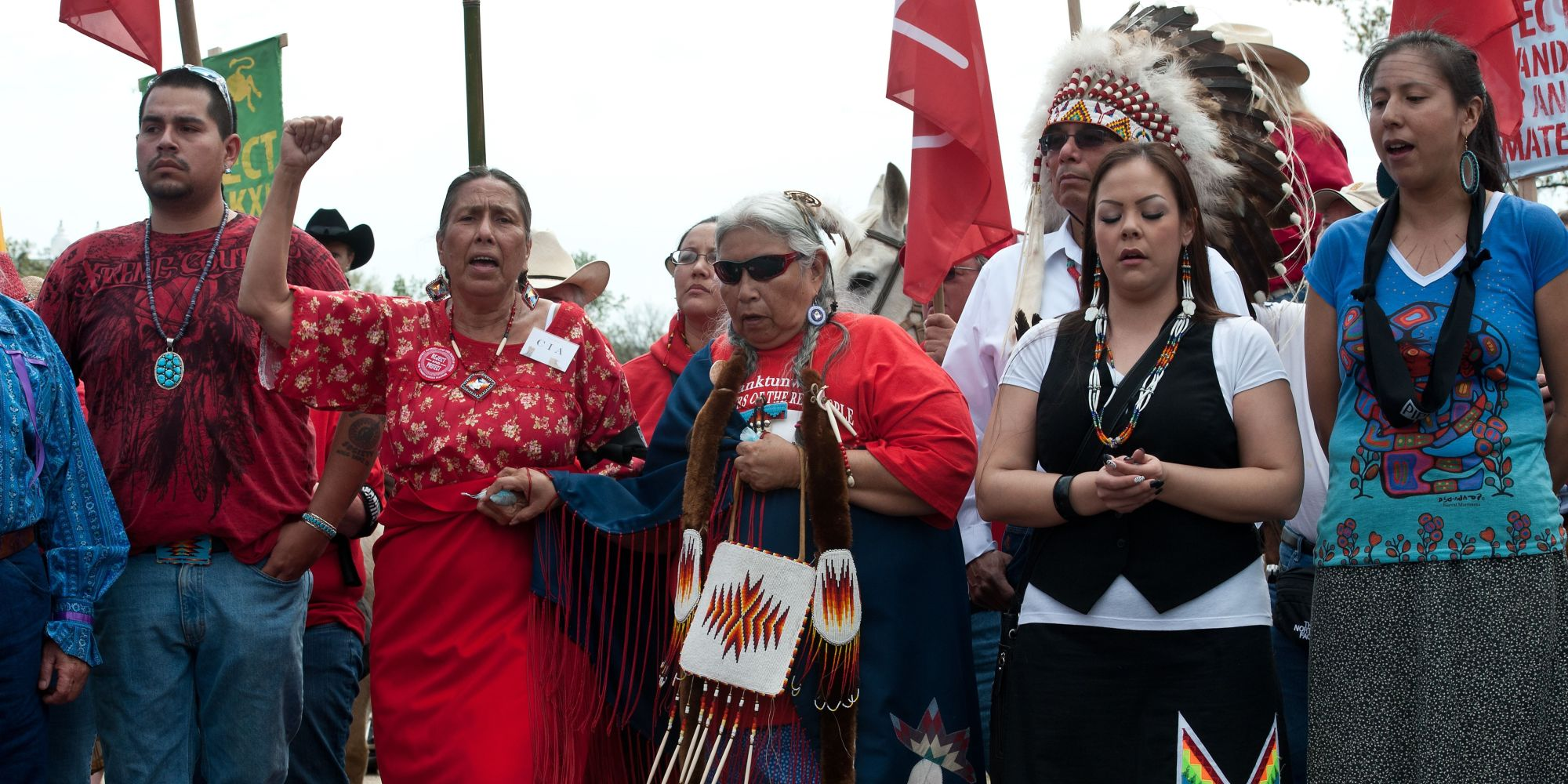Racism Hurts Native Am...