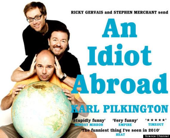 Watch An Idiot Abroad S03E01 Season 3 Episode 1