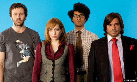 the it crowd stream