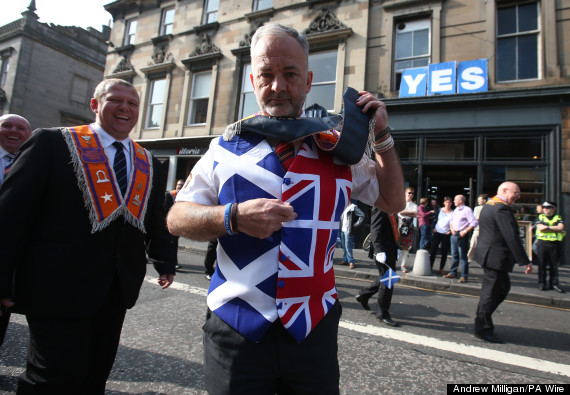 orange order scotland