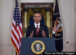Obama Met Privately With Top Journalists Before ISIS War Speech