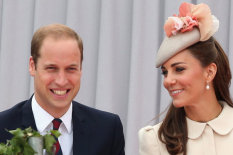 William and Kate | Pic: Getty