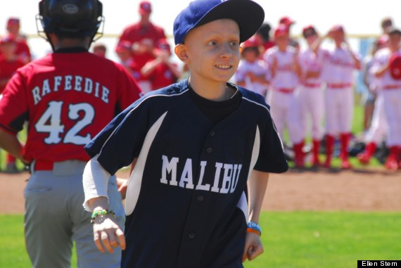 losing 11 year old to cancer