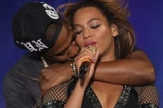 Jay Z and Beyonce | Pic: PA