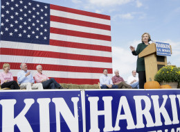 Hillary Clinton All But Announces Her 2016 Campaign In Iowa
