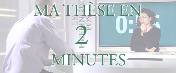 THESE EN 2 MINUTES