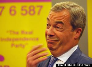 Nigel Farage Scotland