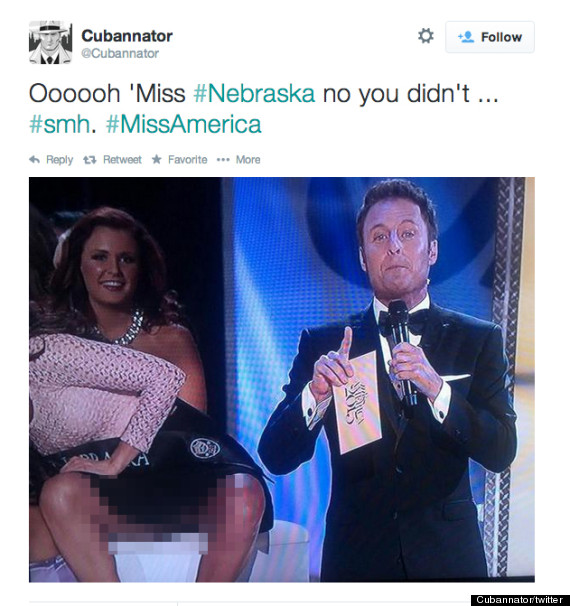 Miss Nebraska Flash