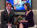 News Anchor Reveals Terminal Brain Cancer - Live On Air