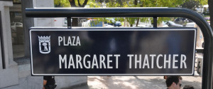 Plaza Margaret Thatcher