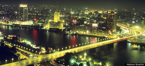 58 Frenetic Hours in Cairo