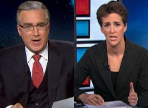 Olbermann Maddow