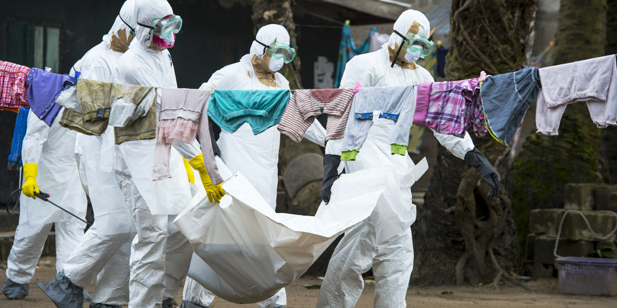 argumentive on ebola Ebola virus disease (evd) is a rare and deadly disease in people and nonhuman primates the viruses that cause evd are located mainly in sub-saharan africa people can get evd through direct contact with an infected animal (bat or nonhuman primate) or a sick or dead person infected with ebola virus.