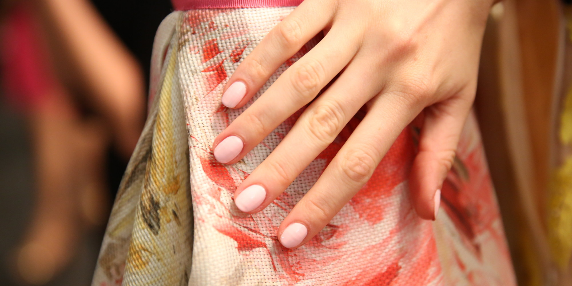The Nail Polishes Everyone Will Be Wearing Next Spring HuffPost