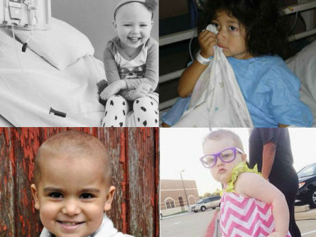 This Is What Pediatric Cancer Looks Like