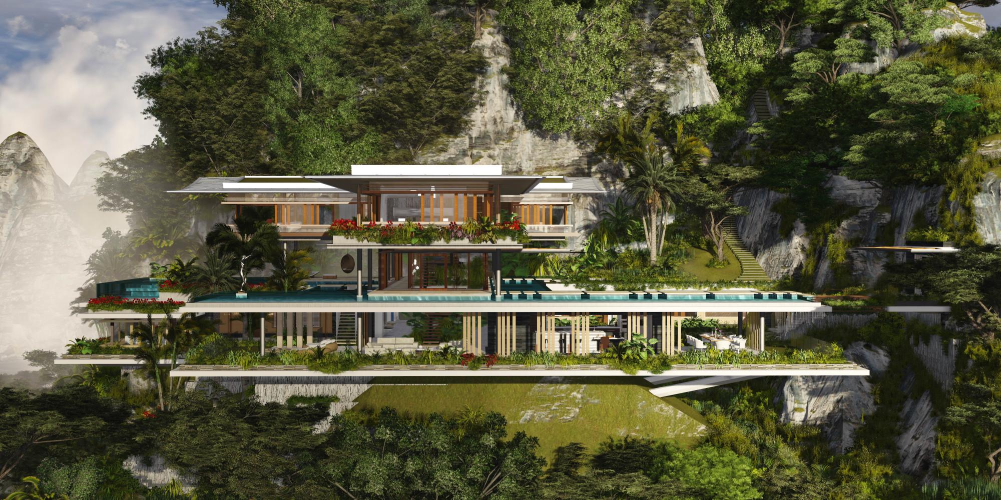 Xálima Island House Looks Like Everybody's Dream Vacation