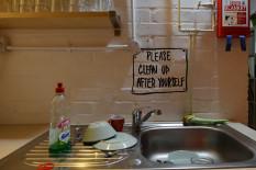 Hostel-Küche | Bild: PA