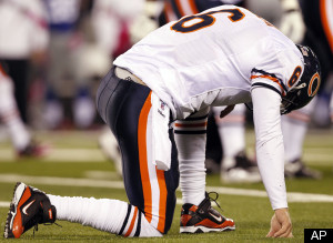 Jay Cutler Injury Concussion