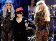 Lady Gaga Performs With Yoko Ono, Wears Sheer Jumpsuit (PHOTOS)