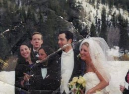 13 Years Later, Man Is Reunited With The Wedding Photo He Lost On 9/11