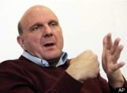 Ballmer Windows Phone 7