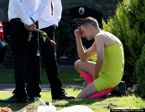 Funeral Dresses for Men