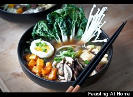 11 Slurp-Worthy Bowls Of Vegetarian Ramen