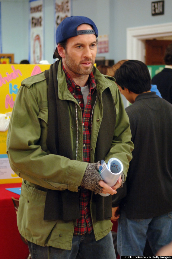 scott patterson gilmore girls
