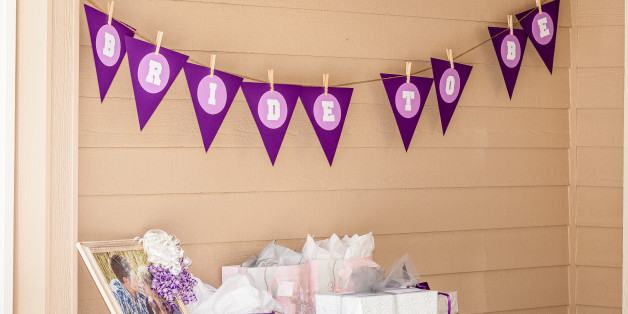 If You Pay For The Bridal Shower, Do You Still Have To Buy
