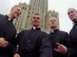WATCH: BASE-Jumping 'Priests' Leap Off Poland's Tallest Building